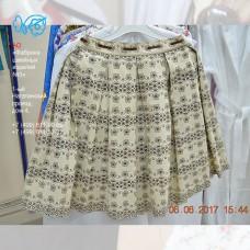 М-431.1 Юбка женская из ткани шитье на подкладке
